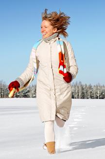 L\'hiver au Québec, sortez vos tuques et vos mitaines !