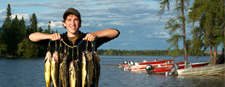 Enjoy beautiful fishing adventures in Quebec