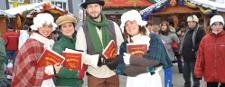 Les Marchés de Noël Joliette Lanaudière