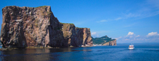Percé - An exhilarating vacation within a postcard setting!