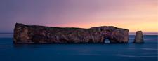 Cet été, prenez la route du Rocher Percé !