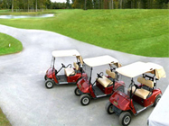 Forfait Golf & Spa