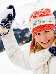 L\'hiver partout au Québec