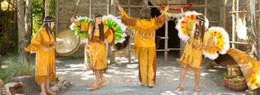 Site traditionnel Huron Onhoua Chetek8e