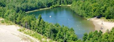 Camping Lac aux Bouleaux