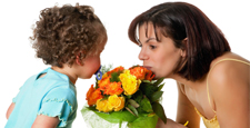 Mother's Day Packages offered in the province of Quebec