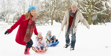 Winter activities packages offered in the province of Quebec this winter 2015-2016