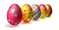 Easter Packages offered in the province of Quebec